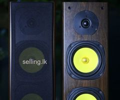 Orix Floor Stand Speakers from Europe