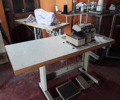 ZOJE OVERLOCK MACHINE 5 THREAD