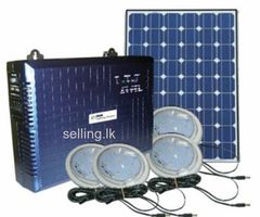 Olik Solar Lighting System