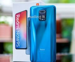 Redmi Note 9s Brand New