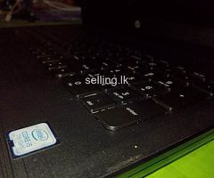 Hp i5 7th gen laptop