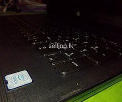 Hp i5 7th gen laptop