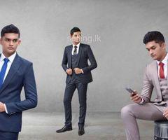 "Sri Lanka finest tailoring service- ""Sri Custom"""