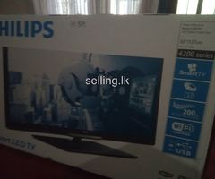 "Philips-50"" Smart TV"