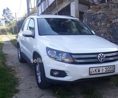 Volkswagen Tiguan 2012 for Sale