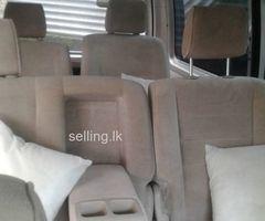 Toyota KDH GL Petrol  MFY 2014 / YOR 2018 is for sale