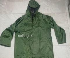 Rain suit (Rain coat)
