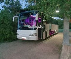 Volvo B7R bus for sale