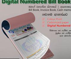 Bill book