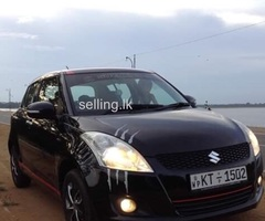 Suzuki Swift VXI