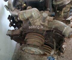 Nissan QD 32 Engine