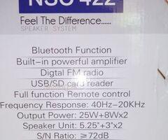 Subwoofer (Multimedia Speaker System )