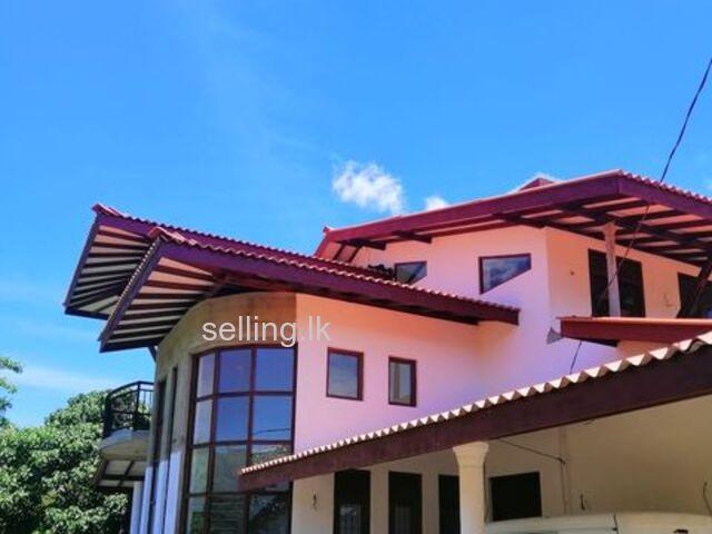Brandnew house  for sale horana pokunuwita