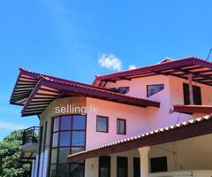 Brandnew house  for sale horana pokunuwita