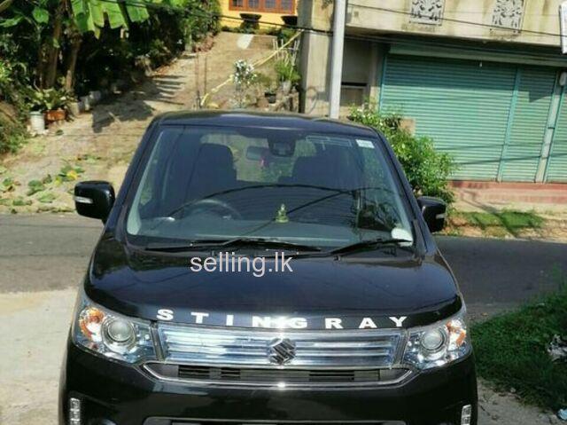 Suzuki Wagon R stingray