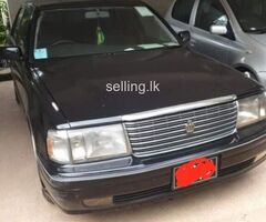 Toyota Crown JZS 155