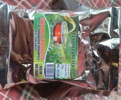 Tea packets