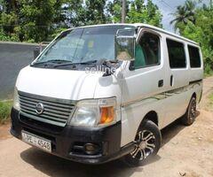 Nissan Caravan 2007