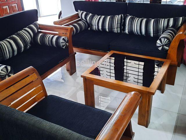 Living Room Set - Teak