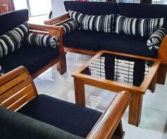 Living Room Set - Teak