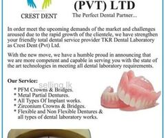 Crest Dent Dental Laboratory