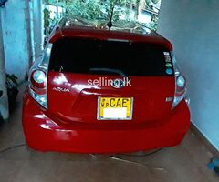 Toyota Aqua G grade 2015 for sale