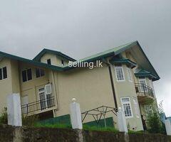 hotel for sale in Nuwara Eliya