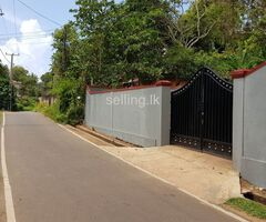Hikkaduwa touriste area House for sale