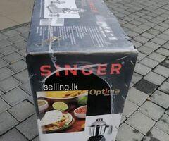 Singer grinder