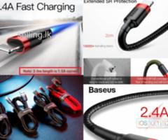 Baseus Fast Charging Cable (I hones)