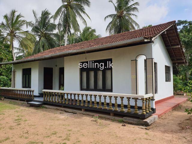 House for sale in Pannala kuliyapitiya
