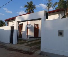 Brand new house gor sale in Delgoda town
