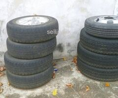 USED TYRE