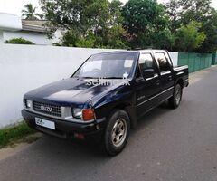 Isuzu KB 2500 Double Cab (Diesel) for Sale