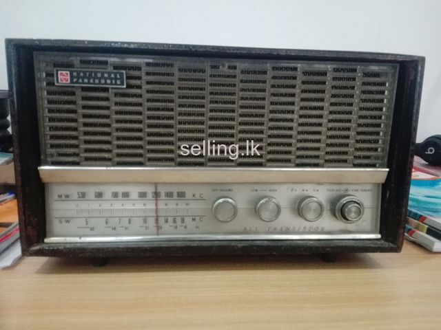 national panasonic radio