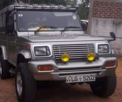 Mahindra Bolero 2009 SC Turbo