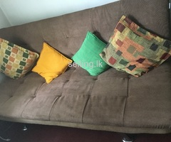 Sofa bed for immediate sale..!