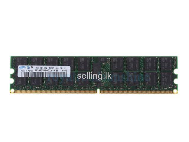 DDR2  4GB RAM