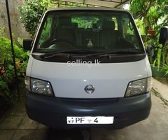 Nissan Vanette 2007 for sale (reg 2013)