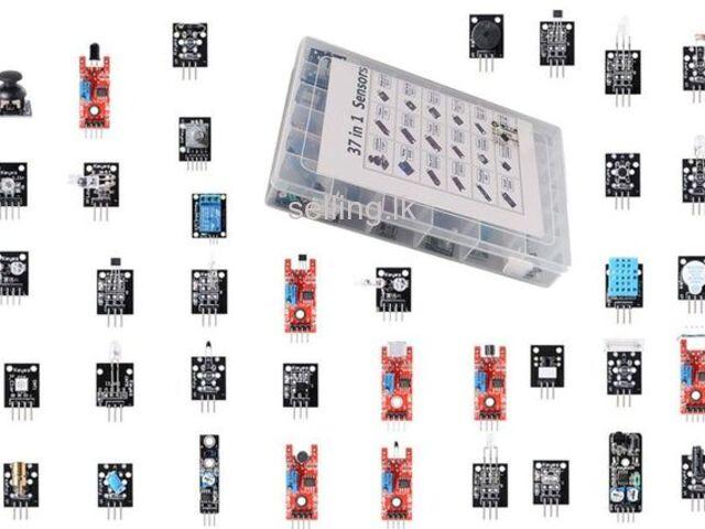 arduino 37in1 sensor kit