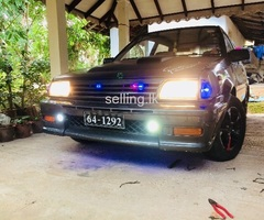 Toyota starlet np76