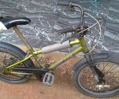 Foot Bicycle
