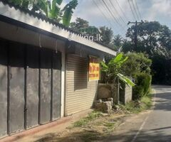 Shop for rent in Kaduwela