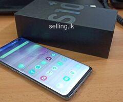 Samsung Galaxy S10 Plus 128gb Prism Black (used)