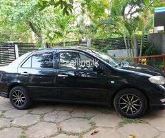 Toyota Vios E 2004 Car Registered (Used)