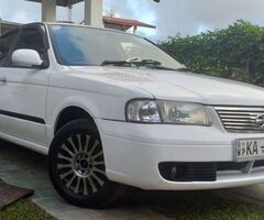 Nissan Sunny FB15 AUTO Newshell Exchange