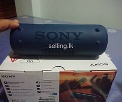 SONY EXTRA BASS™ Portable BLUETOOTH® Speaker - SRS-XB22