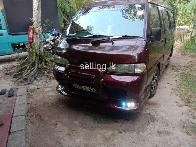 Van for sell & exchange