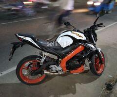 DMK DUKE 200