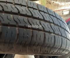 4 Tyres 155/60/13R